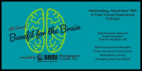 9th Annual Benefit for the Brain tickets