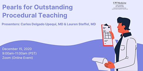 Pearls for Outstanding Procedural Teaching tickets