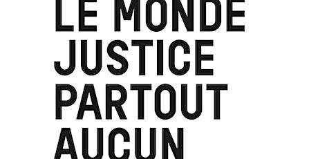 """Atelier """"À manifester"""" - Création d'affiches avec l'artiste Camille Potte tickets"""