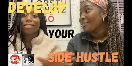 Develop Your Side Hustle Pitch Event tickets