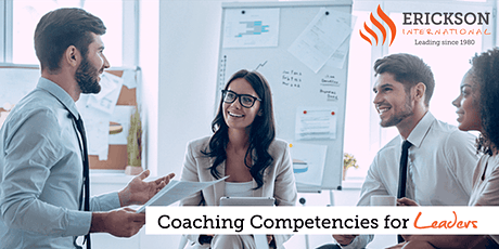 Coaching Competencies for Leaders tickets