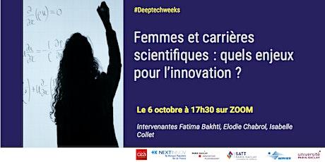 Femmes et carrières scientifiques : quels enjeux pour l'innovation ? billets