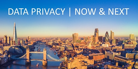 Data Privacy | Now & Next tickets