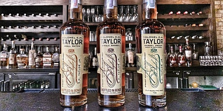 Bourbon Networkers EH Taylor Dinner at Onesto tickets