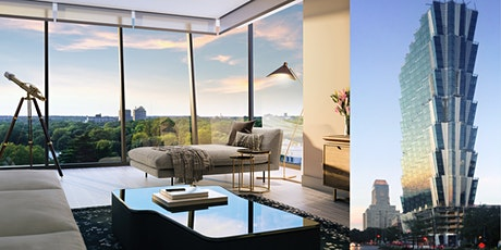 One Hundred Above the Park: Virtual Apartment Unveiling tickets