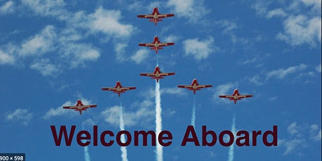 MCAS Miramar Welcome Aboard tickets