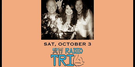 AM Radio Trio - Tailgate Takeout Series tickets