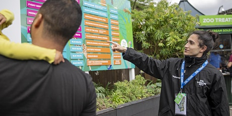 London Zoo Volunteer Steward taster and selection session tickets
