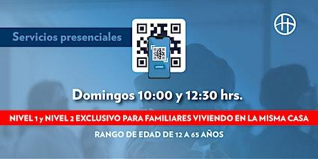 Reunión Horizonte - Domingo 10:00 entradas