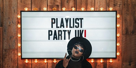 Playlist Party UK Online: Keana Bernard (BBC 1Xtra) tickets