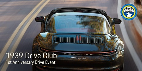 1939 Drive Club 1st Anniversary Drive Event tickets