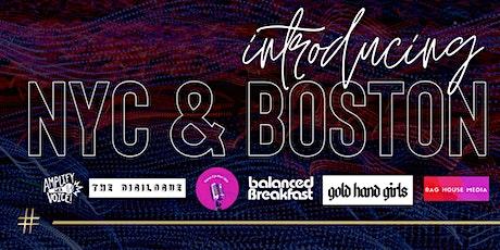 WCM On Tour: Boston/NYC Showcase ft Liz Bills, Natalia Malone+ tickets