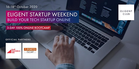 Eligent Startup Online Weekend - Create your tech startup online tickets