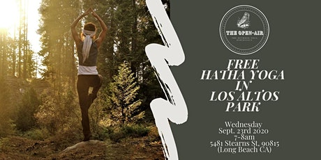 Free Morning Hatha Yoga for Strength and Resistance | Los Altos Park tickets