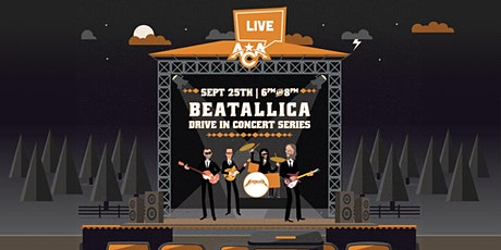 ACA Drive In: Beatallica tickets