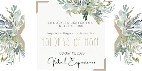 Holders of Hope Virtual Celebration tickets