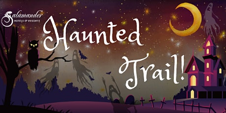 Haunted Trail at Salamander Resort & Spa tickets