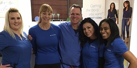 CoolSculpting Live Event includes lunch and a live demo tickets