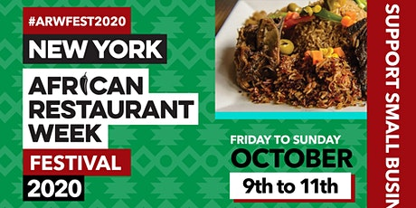 African Restaurant Week Festival tickets