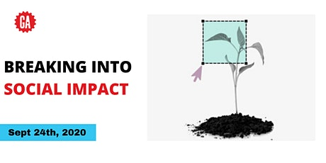 Breaking Into Social Impact tickets