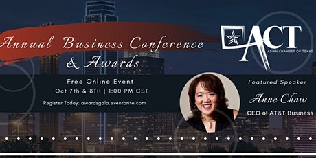 Annual  Business Conference  & Awards Gala tickets