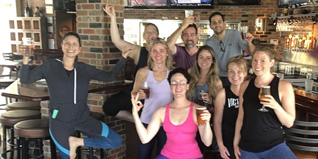 Yoga & Beer in the Park tickets