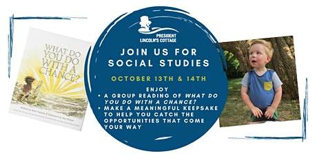 Social Studies: What Do You Do With A Chance? tickets