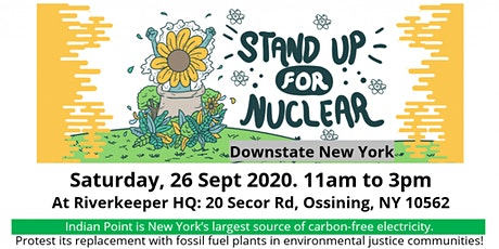 Stand Up for Nuclear: Downstate tickets