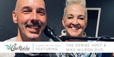 Night on the Lawn // The Denise Hoey & Mike Wilson Duo tickets