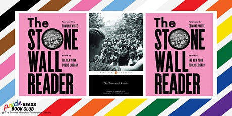 Pride Reads Book Club: The Stonewall Reader Edited by the NYPL tickets