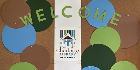 Charlotte Library Group Visit Time: 3PM tickets