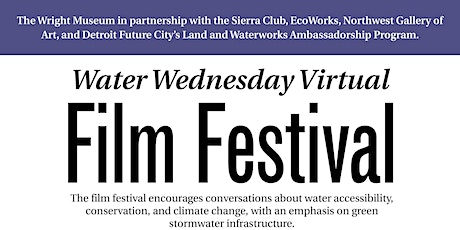 Water Wednesday Virtual Film Festival tickets