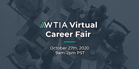 WTIA Virtual Career Fair tickets