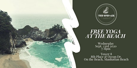 Free Candlelight Yoga at the Beach | Wed. 9/23 7pm | Manhattan Beach tickets