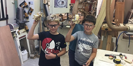 Half term - Make your own Helicopter model, age 8+ tickets