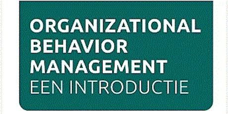 Organisational Behavior Management tickets