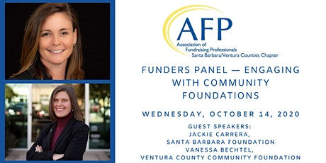 Funders Panel — Engaging with Community Foundations tickets