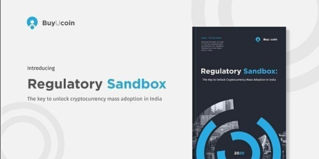 Regulating Cryptocurrency in India, BuyUcoin Sandbox Webinar tickets