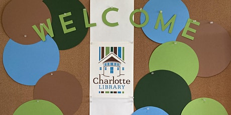 Charlotte Library Group Visit Time: 3:30PM tickets