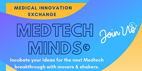 MedTech Minds© Oct 2020 tickets