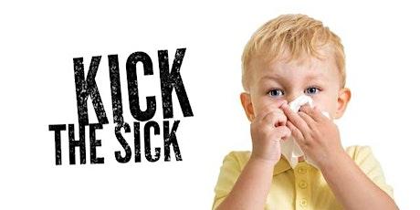 Kick the Sick Virtual Workshop tickets