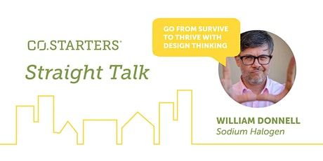 Straight Talk: Go from Survive to Thrive with Design Thinking tickets