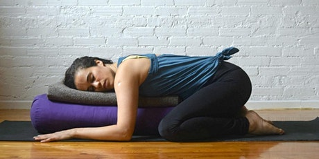 Gentle Vinyasa with Yoga Nidra - Livestream (online) Yoga Class tickets