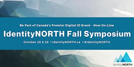 IdentityNORTH Virtual Fall Symposium 2020 tickets