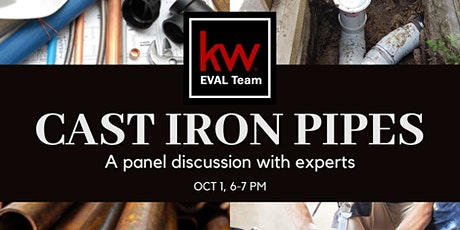 Cast Iron Pipe Neighborhood Panel Discussion tickets