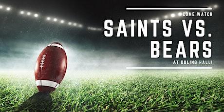 Saints vs. Bears (Game 1) tickets