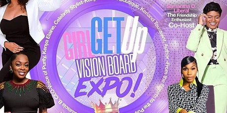 Girl Get Up-Expo tickets