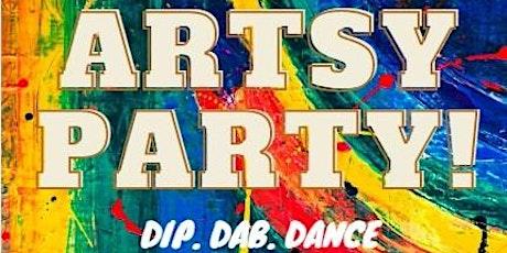 Artsy Party B'ham Launch tickets