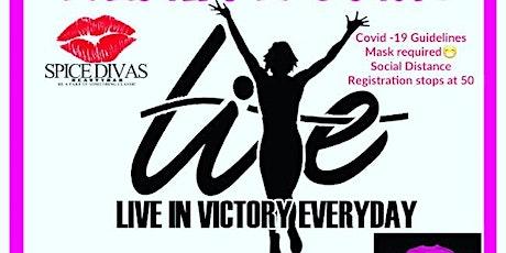 LIVE 5k Walk / Run Health Fair  Live In Victory Everyday tickets