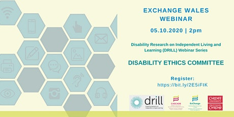 DRILL Series 1: Disability Ethics Committee tickets